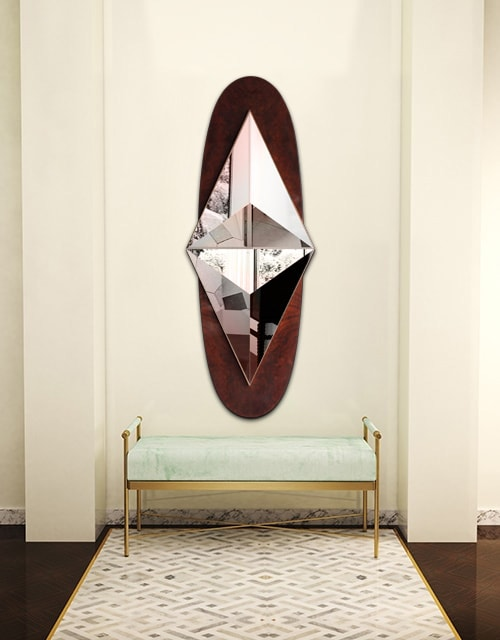 Audrey Mirror - BySwans Furniture